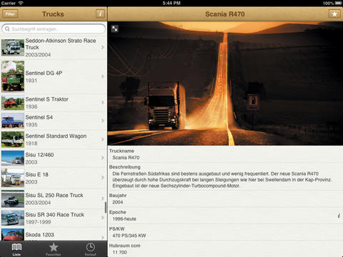 1000 Trucks aus aller Welt screenshot 6