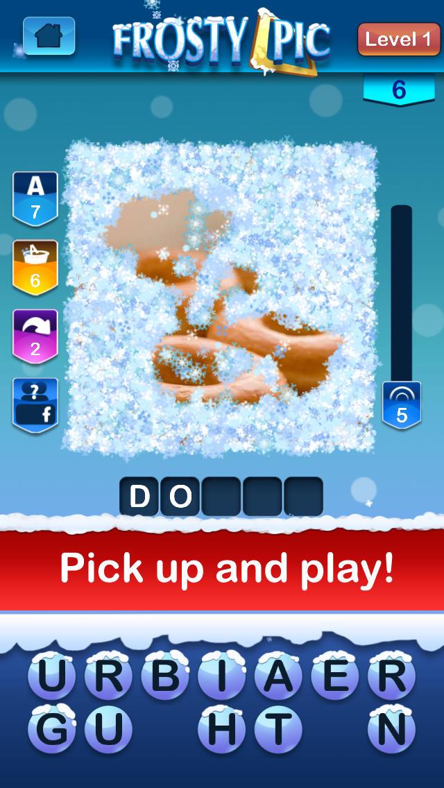 Frosty Pic screenshot 2