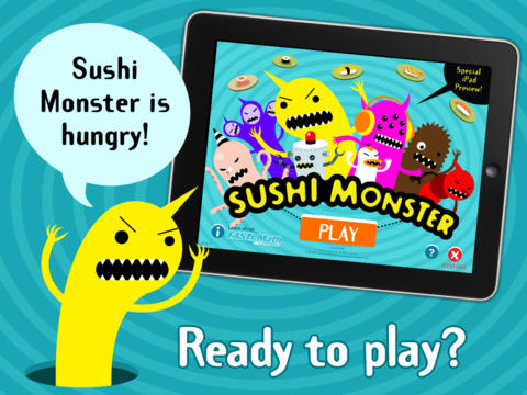 Sushi Monster screenshot 6