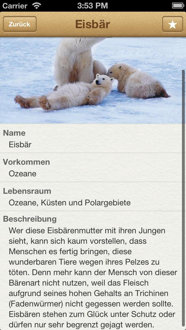 1000 Tierbabys aus aller Welt screenshot 3