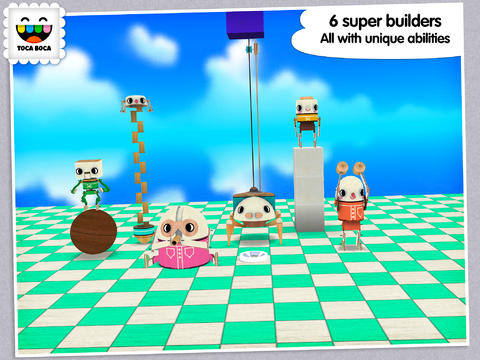 Toca Builders screenshot 7