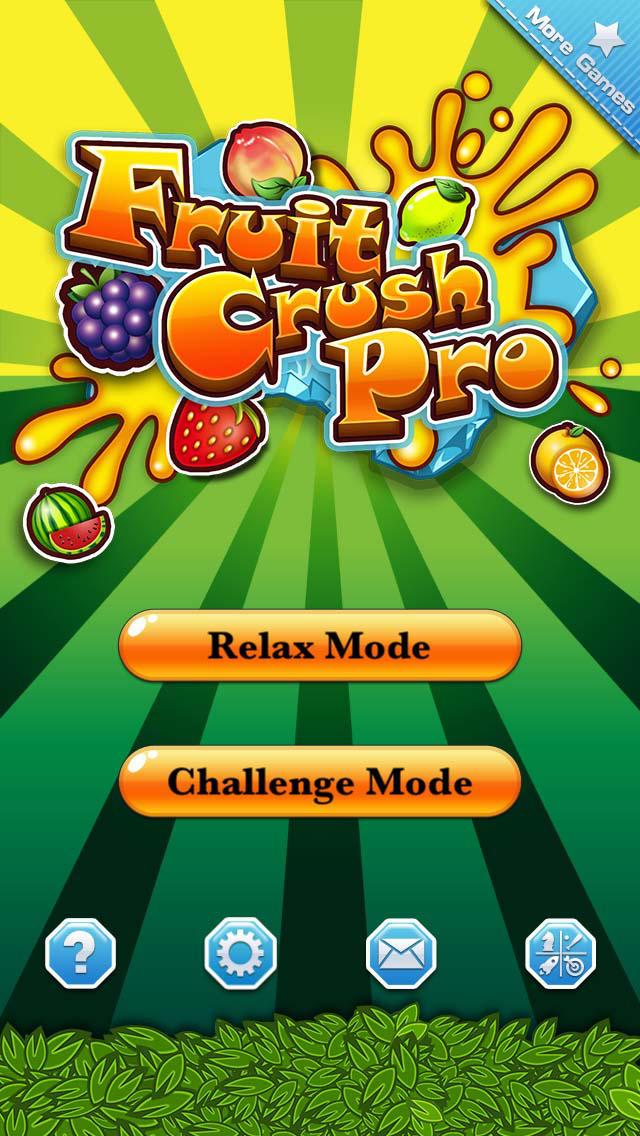Fruit Crush Pro screenshot 1