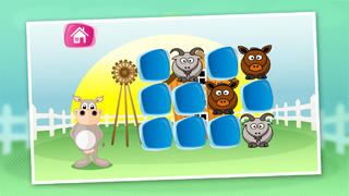 Animal Farm - 3 In 1 Interactive Playground For Preschool Kids - Learn Names And Sounds Of Farm Animals By Abc Baby screenshot 5