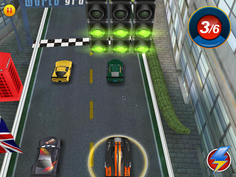 Cars 2 World Grand Prix Read and Race screenshot 8