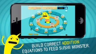Sushi Monster screenshot 3