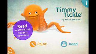 Timmy Tickle! screenshot 1