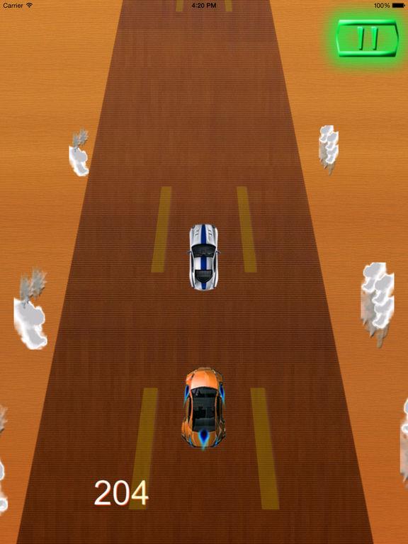 A Fast Driving Adrenaline - Arcade Adventure Race screenshot 7