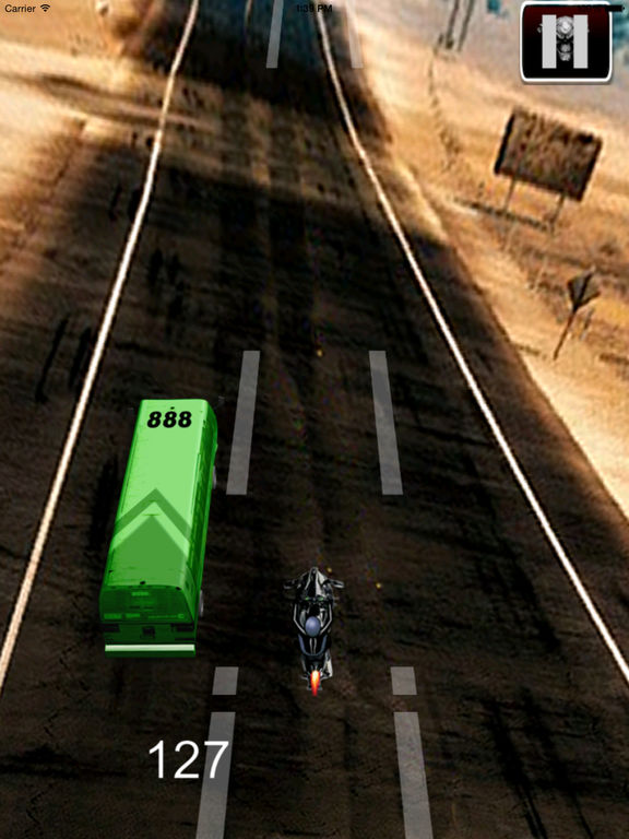 A High-Powered Motorcycle Pro - Amazing Extreme Speed Driver Bike Game screenshot 8