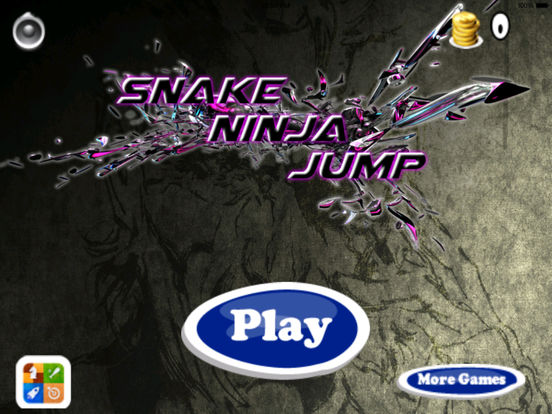 A Snake Ninja Jump - Amazing War Adventure Game screenshot 6