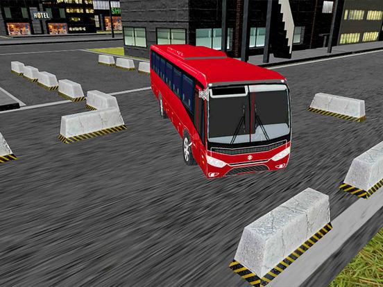 Bus Parking 3D : Real Simulation Drive Free screenshot 6