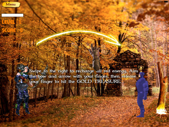 Archery Of Fire Pro - Awesome Game screenshot 10