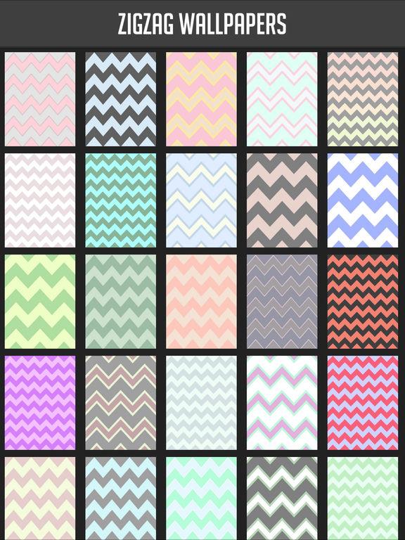 Zigzag Wallpapers screenshot 2