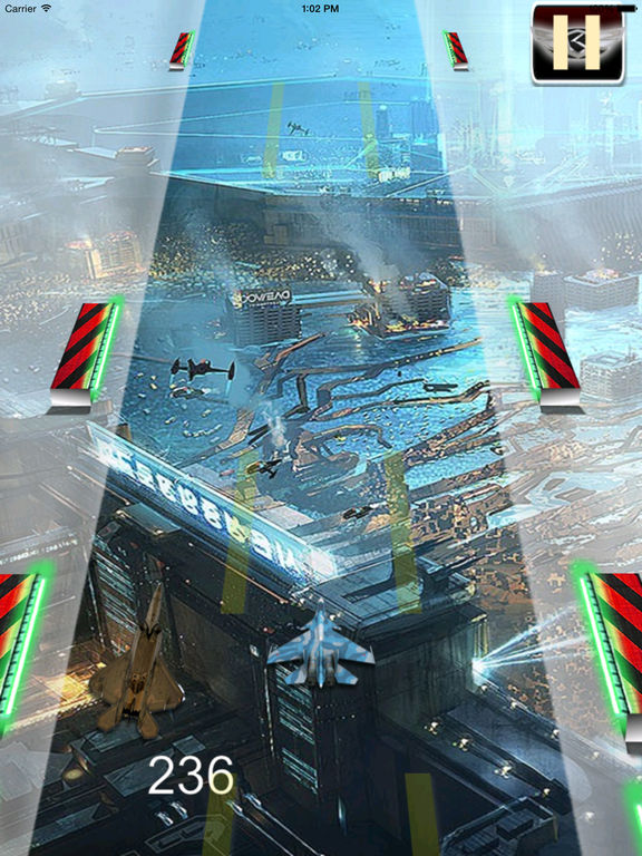 Awesome Aircraft Speed - Combat Strike Air Wings screenshot 7