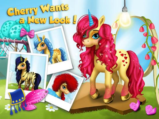 Pony Girls Horse Care Resort - No Ads screenshot 7