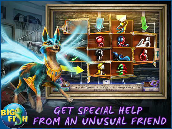 Subliminal Realms: The Masterpiece HD - A Hidden Object Mystery screenshot 3