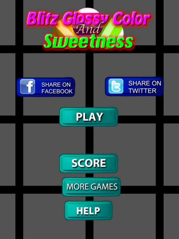 Blitz Glossy Color And Sweetness Pro - Best Game screenshot 6