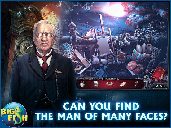 Grim Tales: The Heir - A Mystery Hidden Object Game screenshot 7