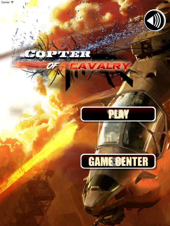 Copter Of Cavalry Pro - Amazing Simulator Air Game screenshot 6
