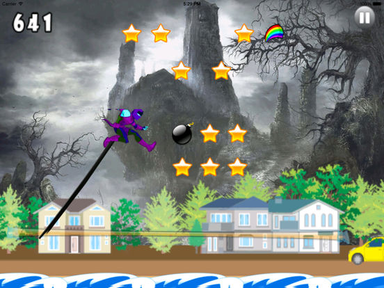 A Lost Girl Jumping Castles - Game Big screenshot 7