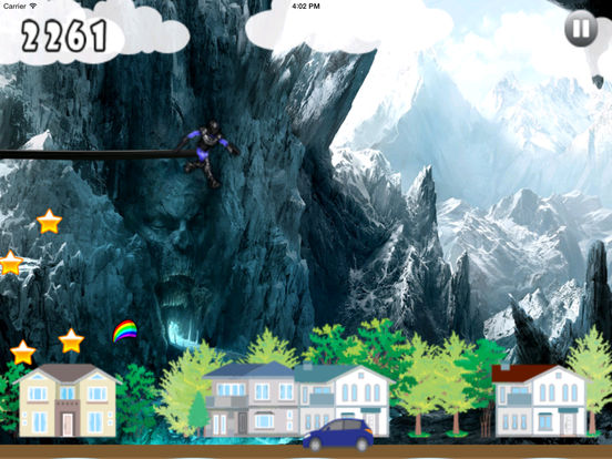 A Thunderbolt Jumping Pro - Some Amazing Jumps screenshot 9