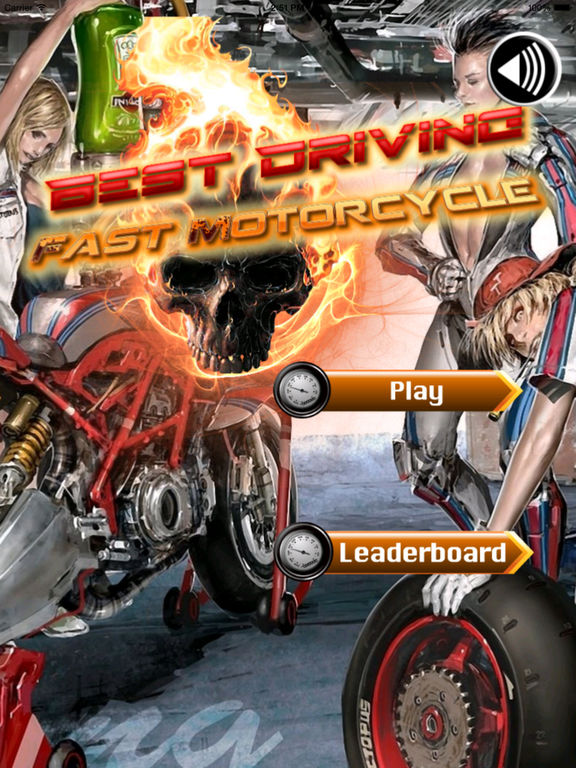 Best Driving Fast Motorcycle - Awesome Racing Highway Game screenshot 6