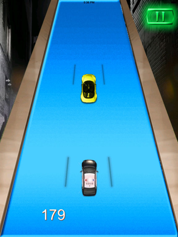 Chase Speed Simulator - Xtreme Racing Police screenshot 8