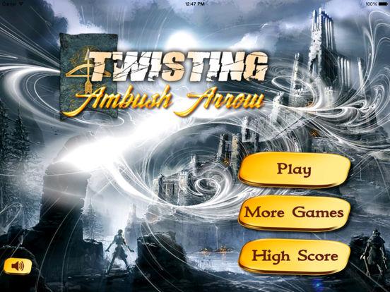 A Twisting Ambush Arrow - Tournament Archers Game screenshot 6