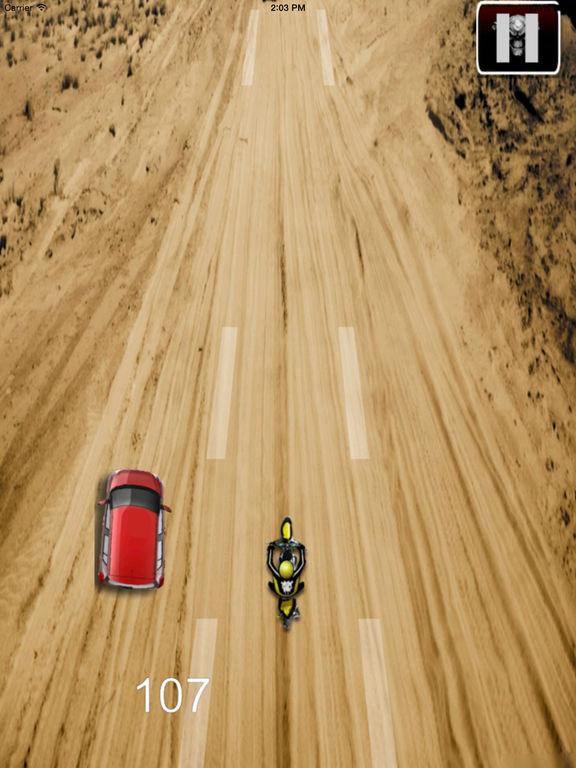 Amazing Desert Motocross - Baron Bike Racing screenshot 9