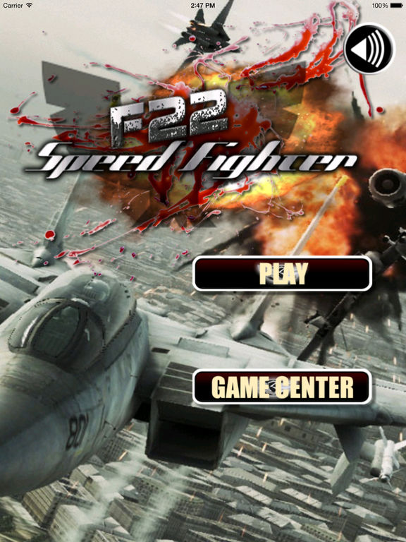 F22 Speed Fighter - Best Simulater Driving Airplane Game screenshot 6