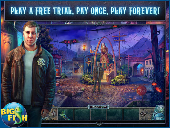 Fear for Sale: City of the Past HD - A Hidden Object Mystery screenshot 1