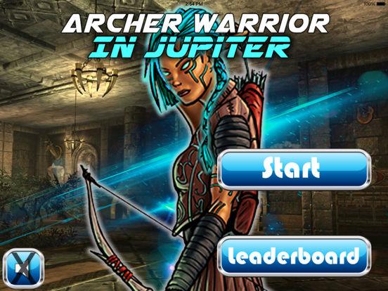 Archer Warrior In Jupiter PRO - Big Game Magic Arrow screenshot 6