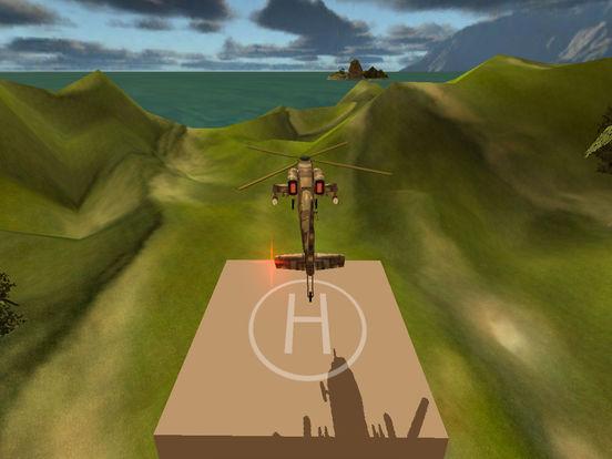 Real Gunship Strike 3D screenshot 5