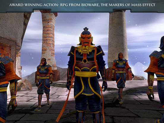 Jade Empire™: Special Edition screenshot 8