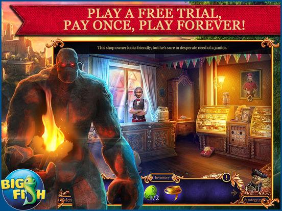 Royal Detective: Legend of The Golem - A Hidden Object Adventure screenshot 6