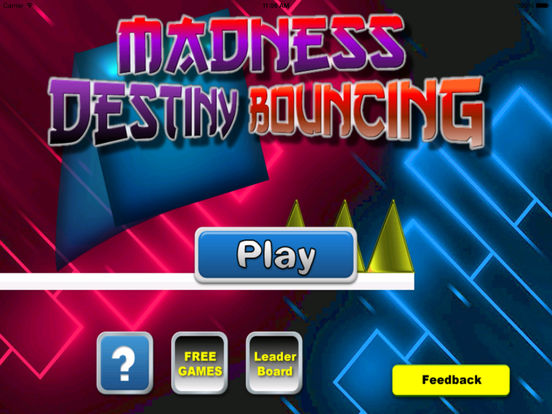 A Madness Destiny Bouncing PRO - Jump Dash Ice screenshot 5