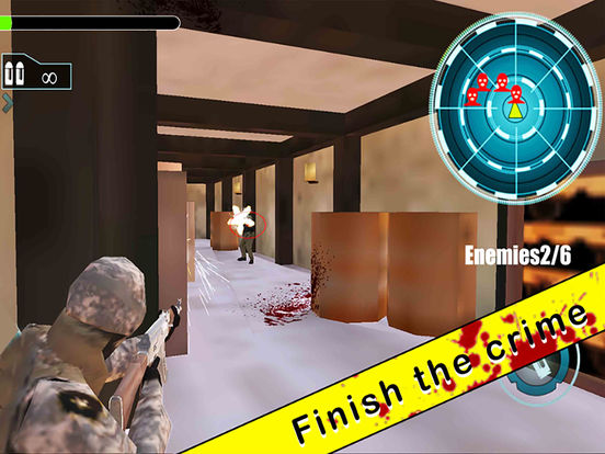 Crime City Real Police Mission screenshot 5