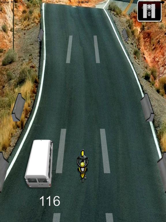 Brotherhood Of Motorcycle - Amazing Real Bike Race screenshot 7