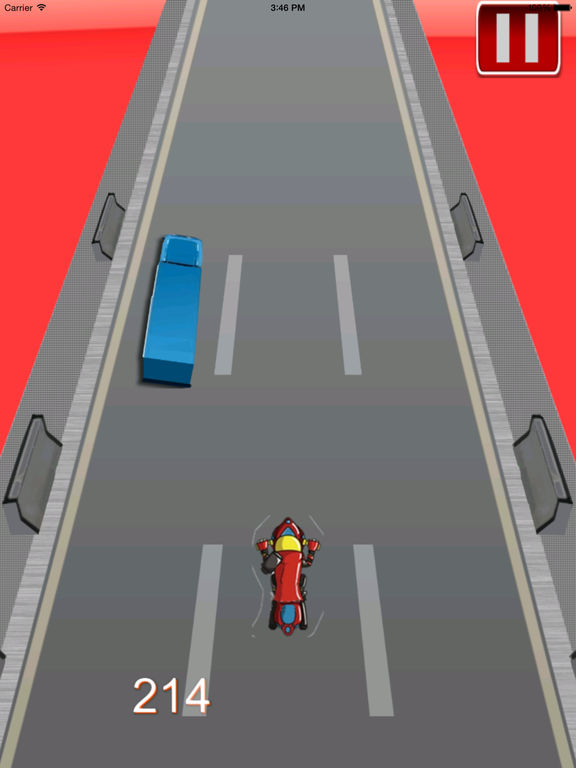 A Super Rebel Motorcycle Road PRO - Big Motorcycle Game screenshot 10