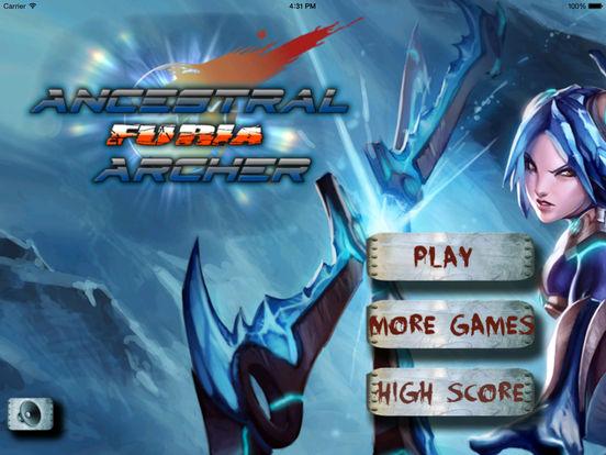Ancestral Furia Archer - Archery Revenge Champion screenshot 6