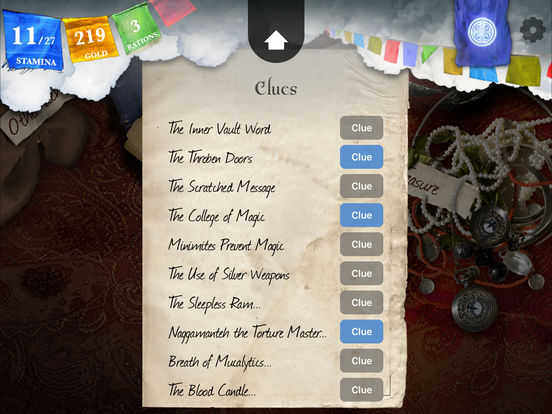 Sorcery! 4 screenshot #4