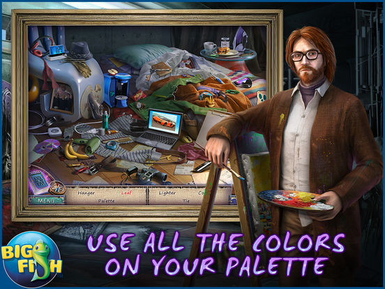 Subliminal Realms: The Masterpiece HD - A Hidden Object Mystery screenshot 2