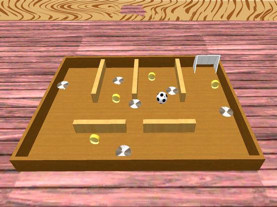 Teeter Labyrinth Pro : Best Tilt Maze Board Ball Saving Game screenshot 4