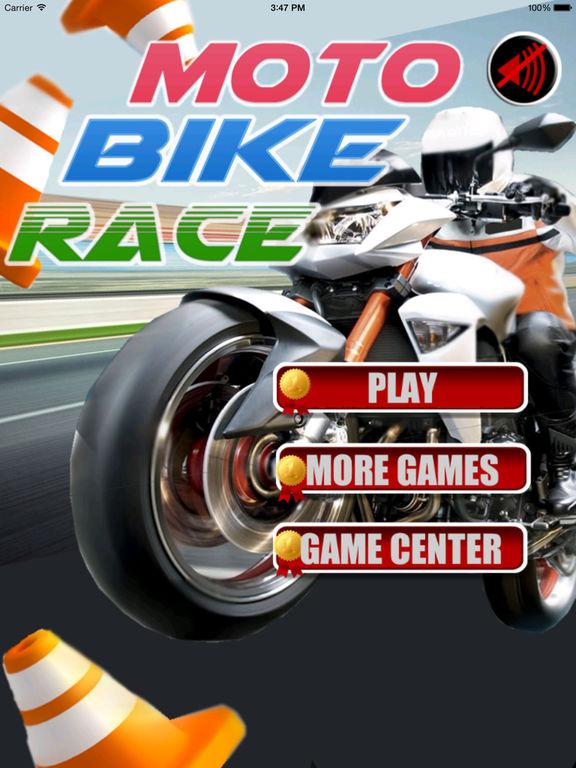 A Moto Bike Race PRO - Motorcycles Game screenshot 6