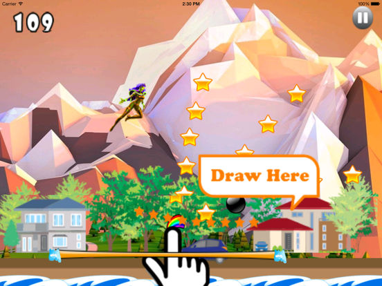 A Fantastic In Funny Jumps PRO - Girl Jumping Game screenshot 10