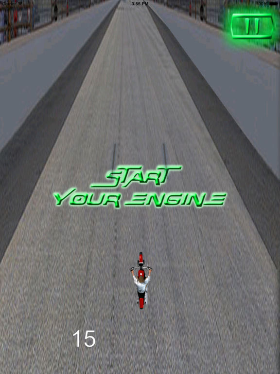A Motorcycle Without Law - Fury On The Track screenshot 9