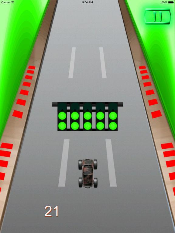A Monster Racing Legend PRO - Real Racing Game screenshot 8