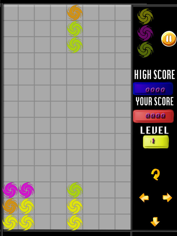 Color Spiral Blitz Cascade Pro - A Colorful Game screenshot 8