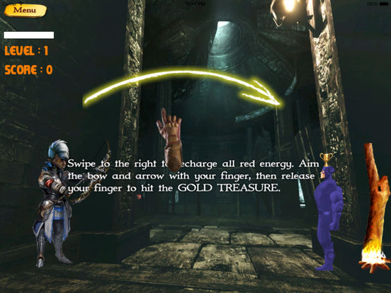 A Twisting Ambush Arrow - Tournament Archers Game screenshot 10