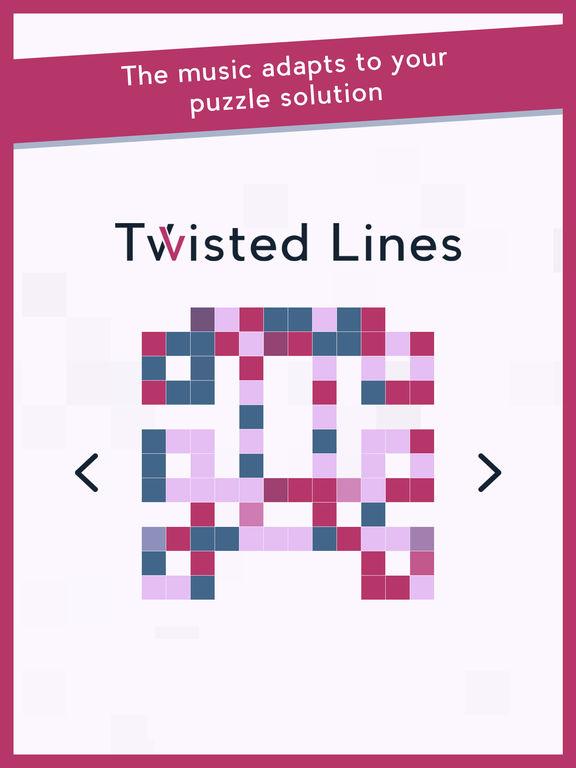Twisted Lines – Mind-twisting Puzzles screenshot 9