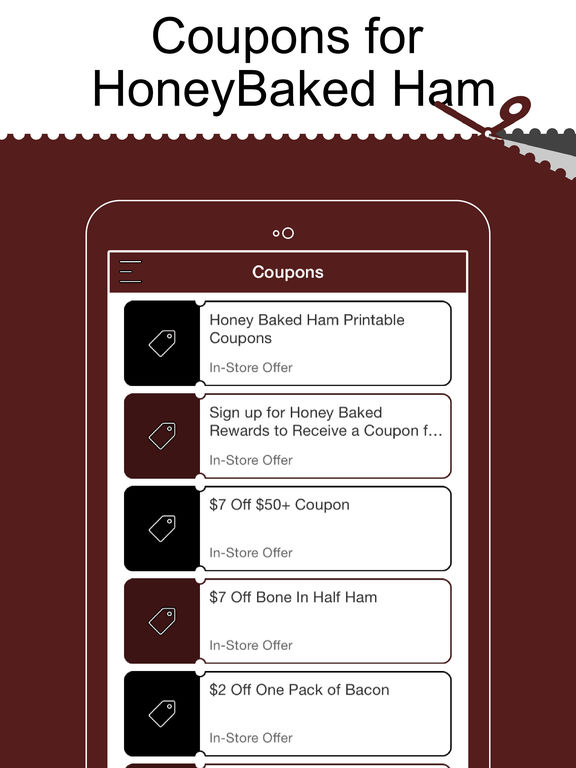 image about Honey Baked Ham Printable Coupons named Coupon codes for Honeybaked Ham Programs 148Programs